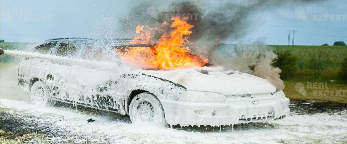 Пожарно техническая экспертиза автомобиля