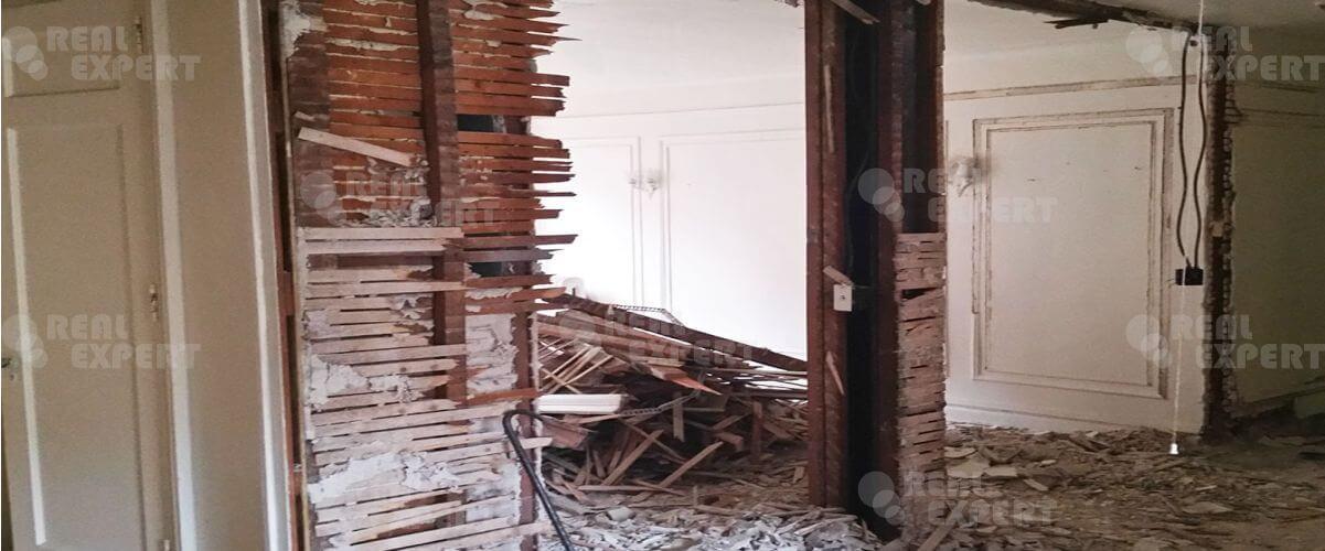 Перепланировка старых домов