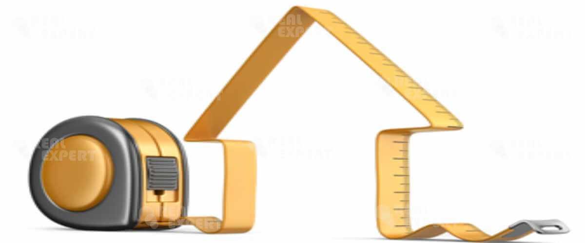 Обмерные работы при проведении строительной технической экспертизы